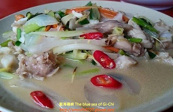 曼波魚皮的料理方法 (涼拌/炒/湯)