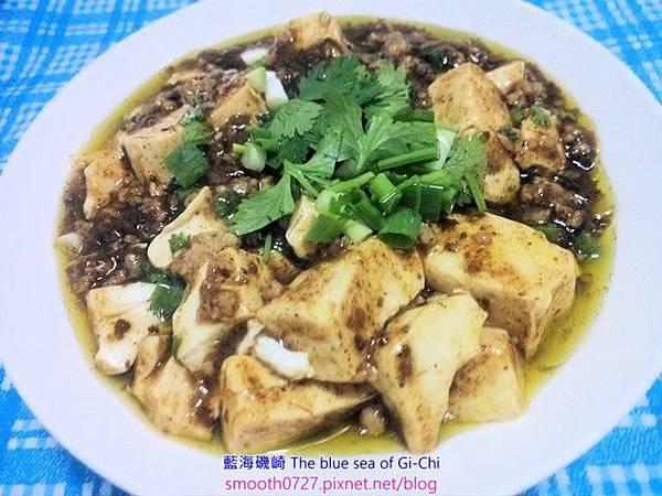 家常炸醬豆腐