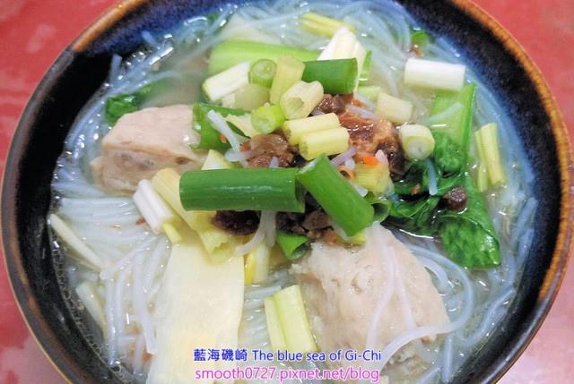 什錦米粉湯