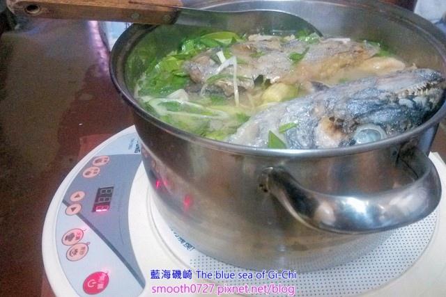 土魠魚頭鍋