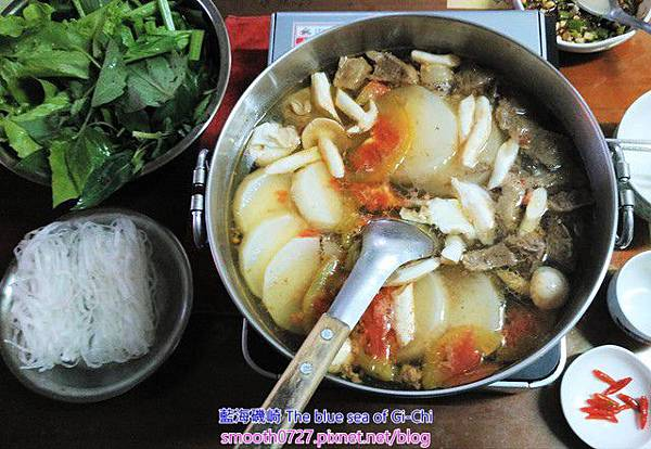 野菜牛肉鍋
