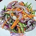 涼拌紫洋蔥