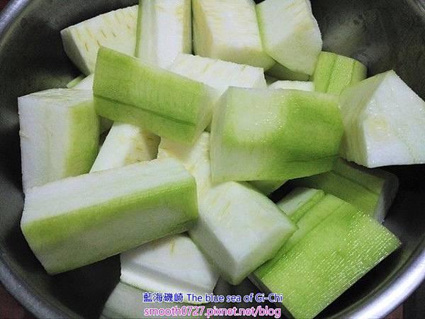 竹筍絲瓜湯