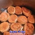 家常豆輪蘿蔔滷肉