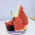 水果花式切盤