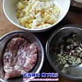 竹筍滷肉(肉燥)