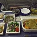 飛機餐-豬排蓋飯