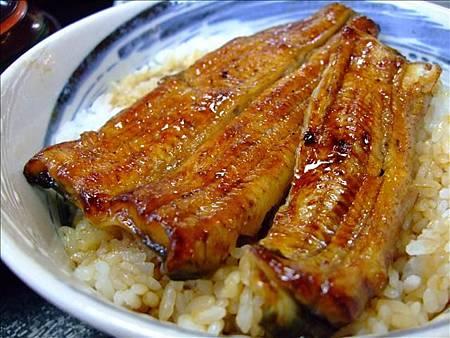 好吃鰻魚飯