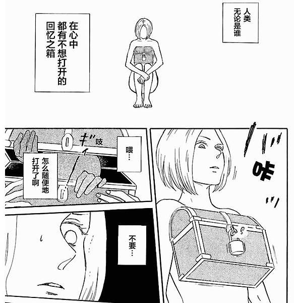 潘朵拉箱(漫畫書之戀)