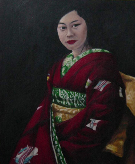 小紀-油畫