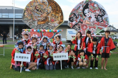 【東川町文化活動】2010年研修生心得