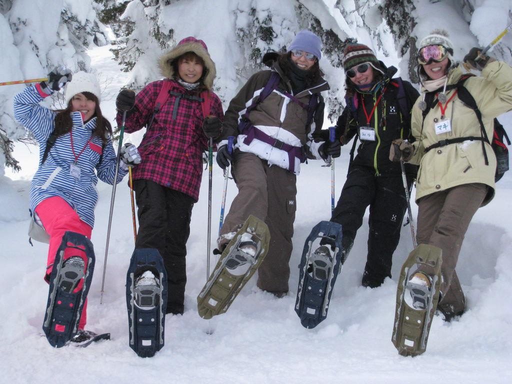 Asahidake Winter Snow shoe 2
