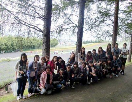 【東川町校外教學】2010年研修生心得