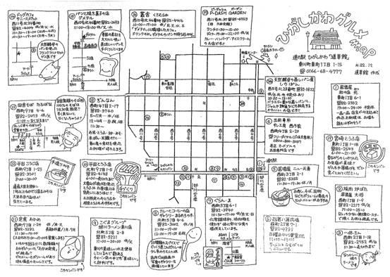 東川美食地圖ⅰ