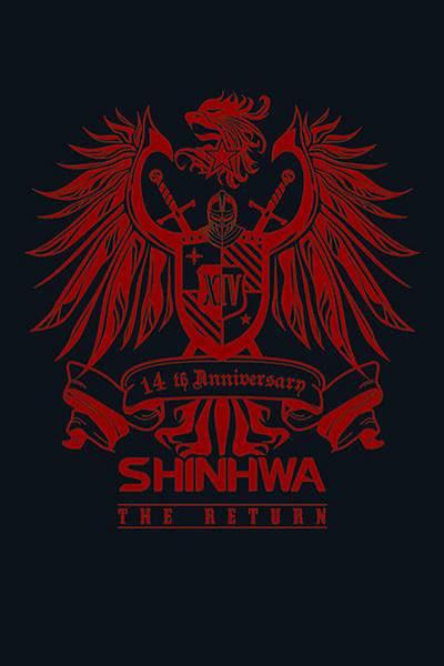 Shinhwa14TH 10Album