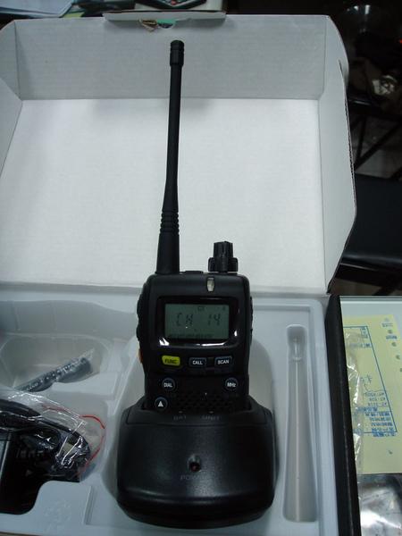 Anytone無線電充電器