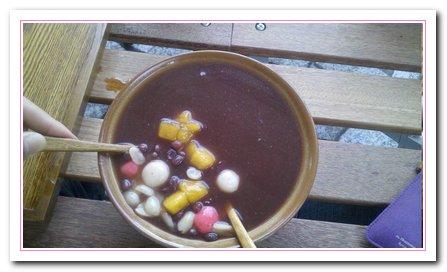 料多實在宗和紅豆湯