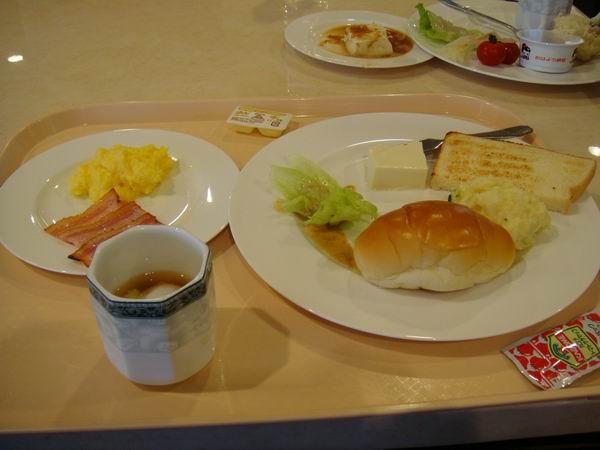 溫泉飯店自助式早餐