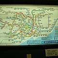 東京Metro地圖及價格表