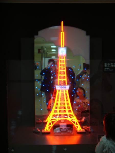 東京鐵塔模型