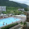 泳池戲水區