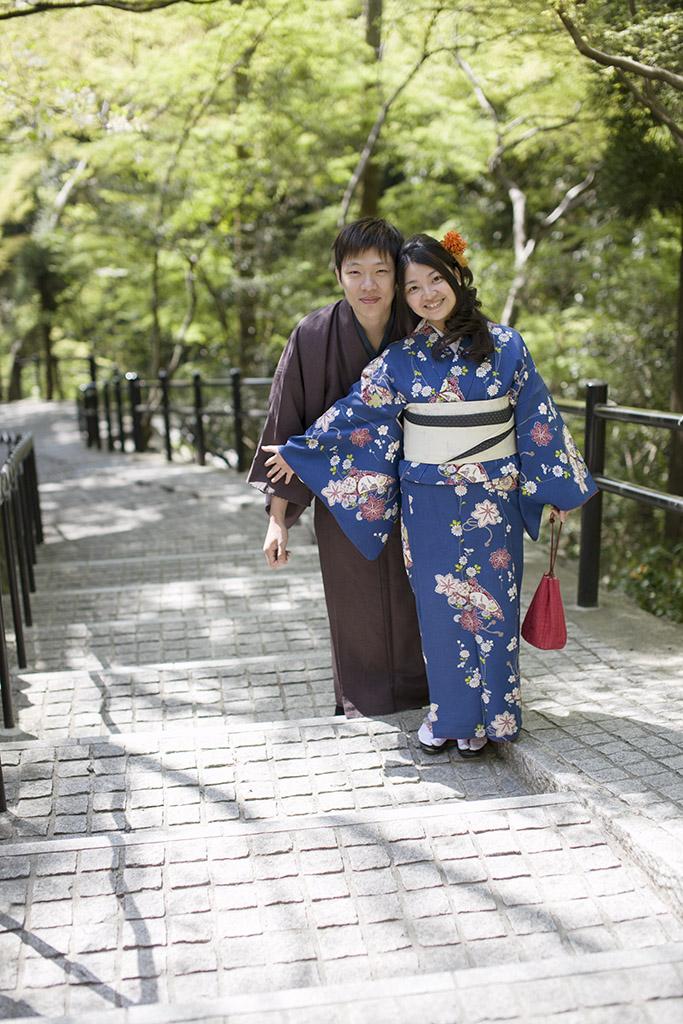 京都和服體驗-岡本