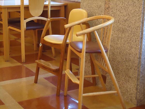 幼兒餐椅‧旅館《雅亭》‧登別