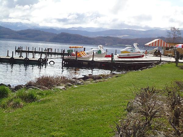 船‧洞爺湖