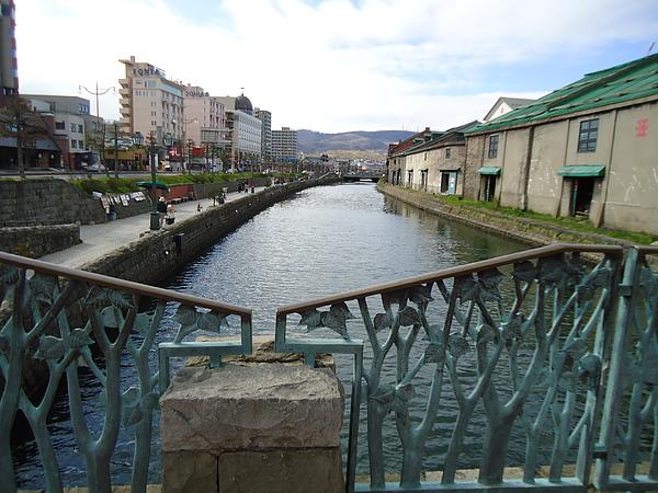 運河‧小樽