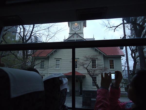 時計台‧札幌