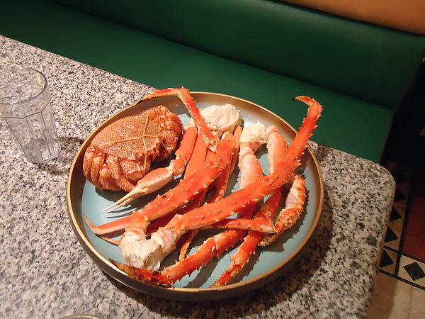 帝王蟹+長腳蟹+毛蟹
