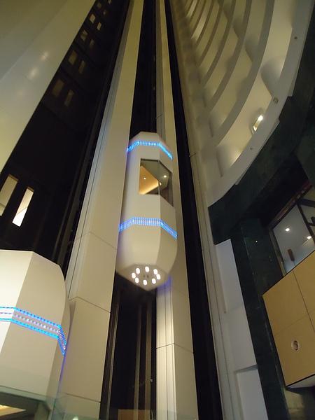 高速電梯‧王子飯店‧札幌