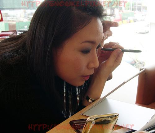 彩妝教學tina