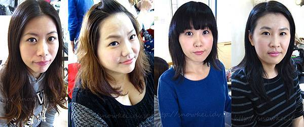 主題班--韓系裸妝班組圖