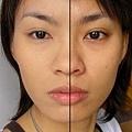 彩妝教學示範