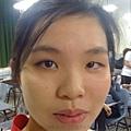僑光科技大學社團基礎彩妝教學