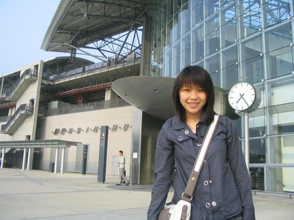 HsinChu 高鐵站