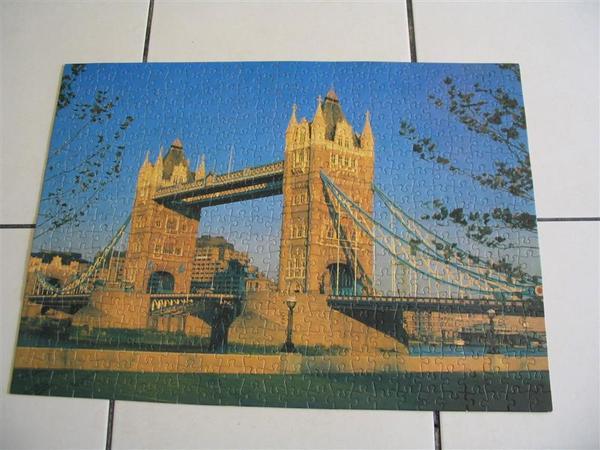 倫敦鐵橋垮下來