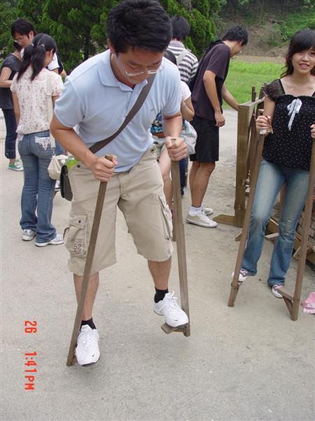 王老大也來踩