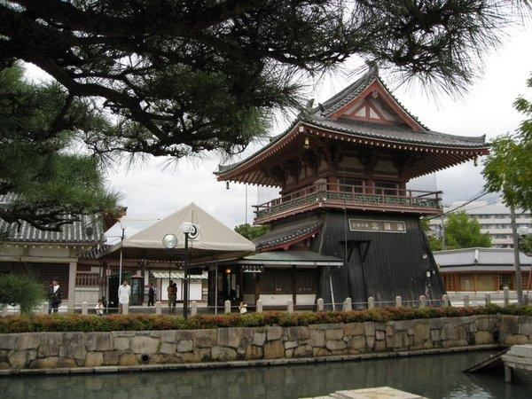 四天王寺之鐘樓