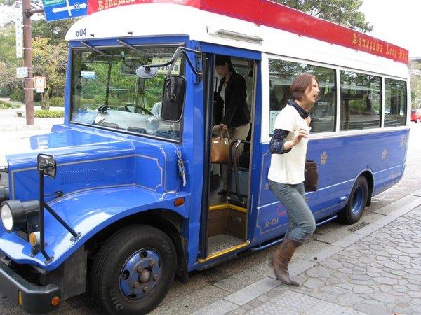 城下周遊巴士