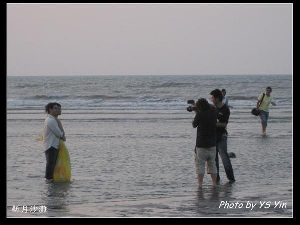 新月沙灘-婚紗