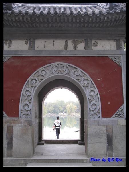 北京大學-未名湖畔