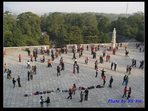 頤和園-全民來跳舞