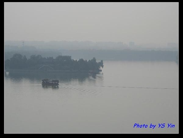 頤和園-昆明湖