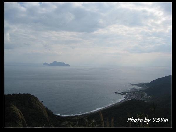 草嶺古道-龜山島