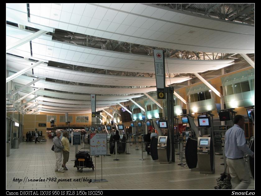溫哥華機場