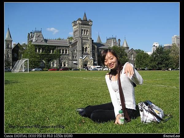 多倫多大學之小師妹