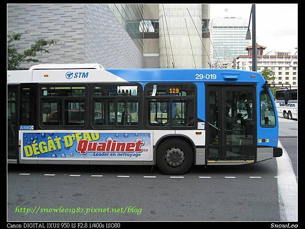 蒙特羅的公車