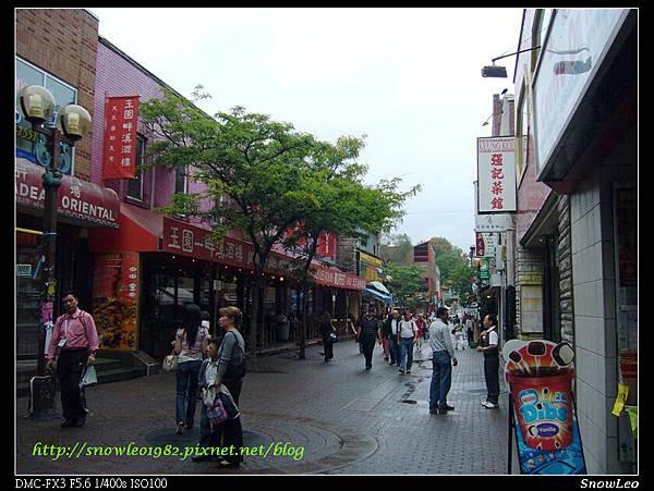 唐人街景緻